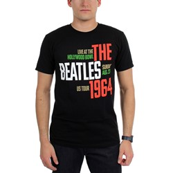 Beatles, The - Mens Hollywood Bowl T-Shirt
