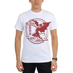 Black Sabbath - Mens World Tour 77 T-Shirt