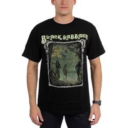 Black Sabbath - Mens Photo Framed T-Shirt