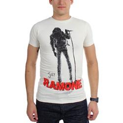 Joey Ramone - Mens Ramone Silhouette T-Shirt