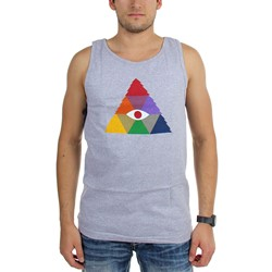Poler - Mens Rainbow Tank Top