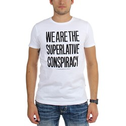 WeSC - Mens Message T-Shirt