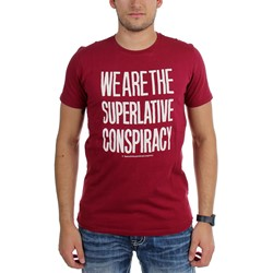 WeSC - Mens Message T-Shirt