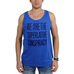 WeSC - Mens Message Tank Top