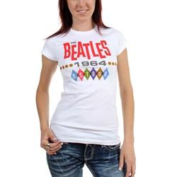 Beatles, The - Womens Us Tour T-Shirt