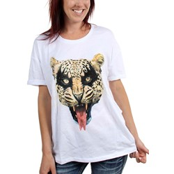 Iron Fist - Womens Here Kitty Drape T-Shirt