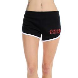 Kreator - Womens Black & Running Shorts