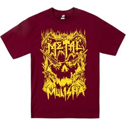 Metal Mulisha - Mens Metalhead T-Shirt