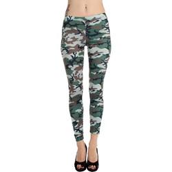Freeze - Womens Camouflage Leggings