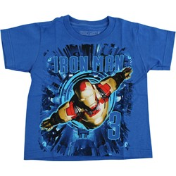 Iron Man 3 - Juvy  Closet Space  T-Shirt