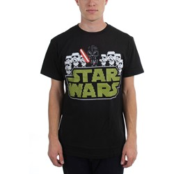 Star Wars: Tiny Death Star - Mens  Team Vader  T-Shirt