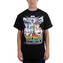 Voltron - Mens  Voltron On  T-Shirt