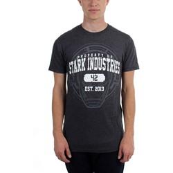 Iron Man 3 - Mens  Stark Prop Lightweight  T-Shirt