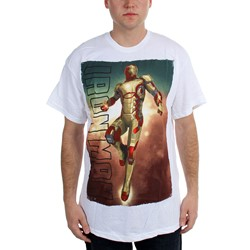 Iron Man 3 - Mens  Backlit  T-Shirt