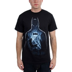 Dc Comics - Mens  Flight Over Gotham  T-Shirt