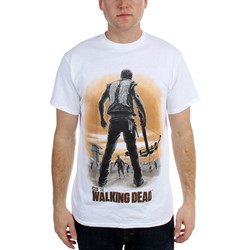 Walking Dead, The - Mens  Daryls Back  T-Shirt