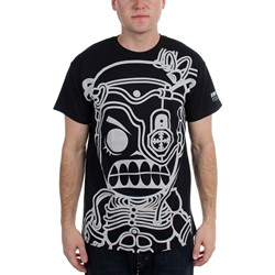 Star Trek: Skele-Treks - Mens  Borg Skeleton  T-Shirt