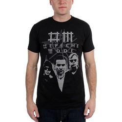 Depeche Mode - Mens  Photo Soft  T-Shirt