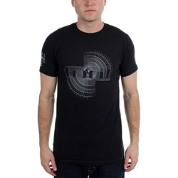 Tool - Spiro Ii Adult T-Shirt in Black
