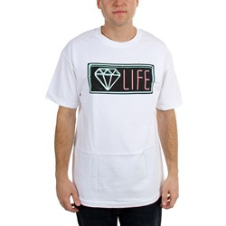 Diamond Suppy Co. - Mens Neon  T-Shirt
