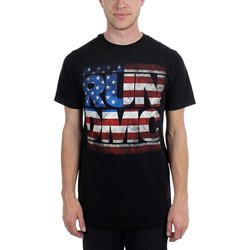 Run DMC - Mens Americana Logo T-Shirt