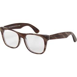 Super Sunglasses - Basic Natural Horn Frames