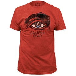 Grateful Dead - Mens Grateful Eye Fitted T-Shirt