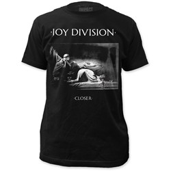 Joy Division - Mens Closer Fitted T-Shirt