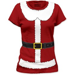 Impact Originals - Womens Mrs. Claus Tunic