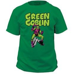 Marvel Comics - Mens Green Goblin T-Shirt