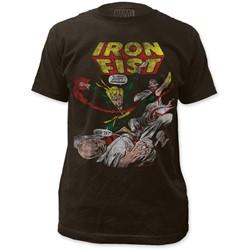 Marvel Comics - Mens Iron Fist Fitted T-Shirt
