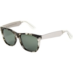Super Sunglasses - Basic Silver Francis Puma Sunglasses