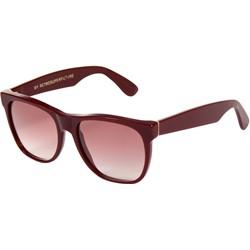 Super Sunglasses - Basic Sottobosco Bordeaux Sunglasses
