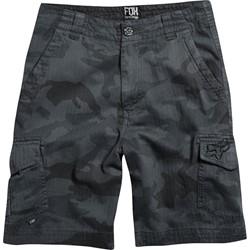 Fox - Boys Slambozo Cargo Camo Shorts