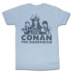 Conan - Mens Blubarian T-Shirt