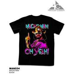 Macho Man - Mens Macho Man T-Shirt