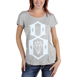 Rebel8 - Womens 8 Logo Boyfriend T-Shirt