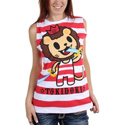 Tokidoki - Womens Toki Lion Tank Top