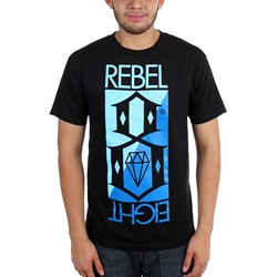 Rebel8 - Mens Flip T-Shirt