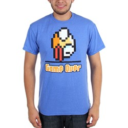 Flappy Bird - Mens Game Over T-Shirt