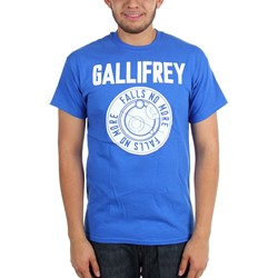 Dr. Who - Mens Gallifrey Falls No More T-Shirt