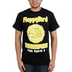 Flappy Bird - Mens Champion T-Shirt