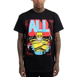 All - Mens Samurai Shirt T-Shirt