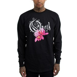 Opeth - Mens Orchid Long Sleeve Shirt