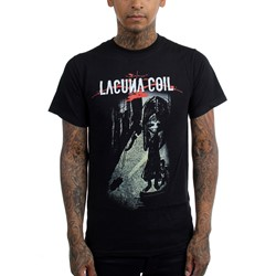 Lacuna Coil - Mens Darkness Rising T-Shirt