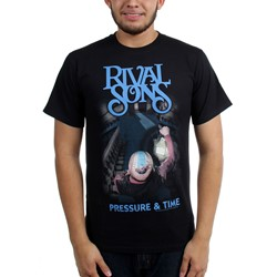 Rival Sons - Mens Pressure And Time T-Shirt