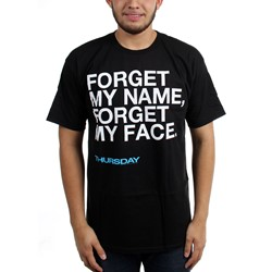 Thursday - Mens Forget My Name T-Shirt