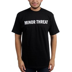 Minor Threat - Mens  Just A…  T-Shirt