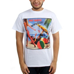 Fat Boys - Mens Wipeout! T-Shirt