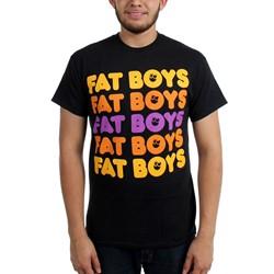 Fat Boys - Mens Names T-Shirt